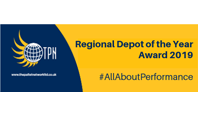 TPN Regional Depot of the Year Award 2019