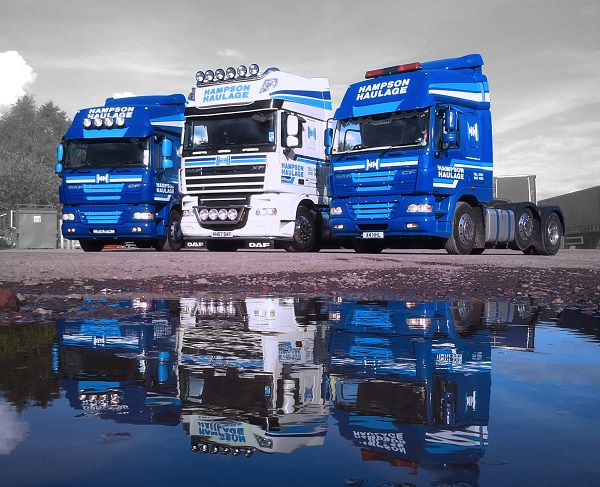 Birmingham Hampson Haulage chooses TPN based on recommendations